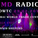 CMD Radio at DWTC@opening 29.02.2012