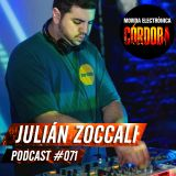 Julián Zoccali @ Set Exclusivo Movida Electrónica Córdoba (Podcast 071) 19.10.16