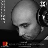 Odyssey Sessions 28 April 2018 Soulface 1st Hour Guest Mix