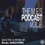 The M.E.S Podcast Vol.8 Mixed By Reda Hachimi