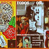Programa TODOS OS TONS - 29 Agosto 2016 - Radio Rock nation