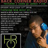 BACK CORNER RADIO: Episode #123 (July 17th 2014)