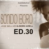 SONIDO BORO mixed by Jose Bellver ED.30