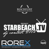 Rorex Starbeach DJ Contest 2012