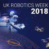 Pythagoras' Trousers Episode #408 - UK robotics week, Parkinson's disease & June astronomy roundup