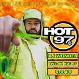 DJ Wonder - Hot 97 Mix - 6.9.19