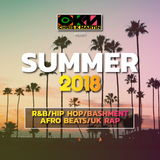 Summer 18 Mix R&B Hip Hop UK Rap Afrobeats Bashment @CHRISKTHEDJ