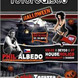 GT - Halloween Night @ Club Terazza, Celje 31-10-2013