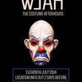 Niko @ WLAH 4 : The Costume Afterhours 11th July 2014