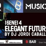 Elegant FUTURE POP Set by DJ Jordi Caballé - December 5 - 2013