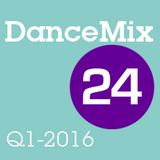 DanceMix 24 Q1-2016