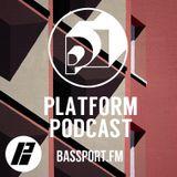 1 Hour of Drum & Bass, Platform Project September 2017, feat. Scott Allen guest mix, hosted by Dj Pi