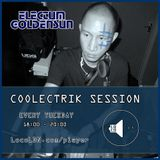 Coolectrik Session with Electum Goldensun at LocoLDN.com on 6 October 2015