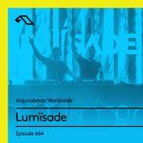 Anjunabeats Worldwide 664 with Lumïsade