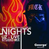 UZ - LIVE MIX & INTERVIEW (WORLD EXCLUSIVE) ON GEORGE FM NIGHTS WITH JAY BULLETPROOF