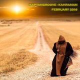 KaptanGroove - Kahraman (February 2016)