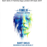 Bart Skils - Live @ Egg Club, Familia (London, UK) - 09.09.2017