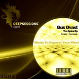 DSD140 Gus Ovast - The Spiral Ep