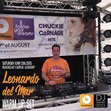 Beachboom DJ Contest Finale - 13.06.2015 - Warm Up Set by Leonardo del Mar