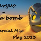 Dj Flavyus- It's a bomb (Commercial Mix May 2013)