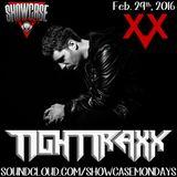 TIGHTTRAXX (Exclusive Mix For Showcase Mondays)2/29/2016