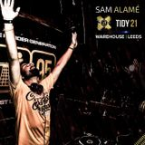 Sam Alamé- TIDY XXI @ The Warehouse   Leeds - Oct 2016
