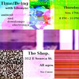 Live @ The Shop, Ithaca