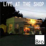 Live @ The Shop June 7, 2014