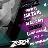 [Podcast] DJ Zamroni Live on Beat Lab