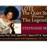 LOTL Welcomes The Legendary Stephanie Mills-