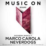 Neverdogs - Live @ Heart Night Club (Miami, USA) - 11.03.2017