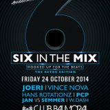 dj PCP @ Balmoral - Six in the Mix 24-10-2014