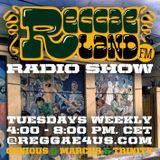 Reggaeland FM radio show @ reggae4us.com (28-Jan-2014 / P1)