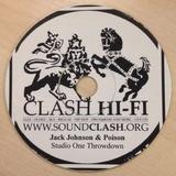 Selection Train (Perilous as Jack Johnson) STUDIO 1 with MC Poison Guest Show Clash Hi Fi Radio 2005
