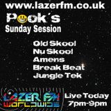 Old Skool-Nu Skool-Breakbeat-Jungle Tek - Mr Pook - Lazer FM - 14th January 2018