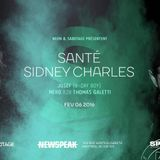 Sidney Charles & Santé Tribute mix by Thomas Galetti (SABOTAGE)