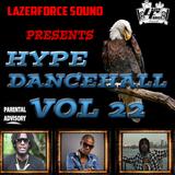 Hype DanceHall VOL 22.. 2017