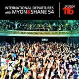 International Departures 116