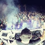 Live @ Nasimi Beach, Dubai 30.05.2014 with James Zabiela