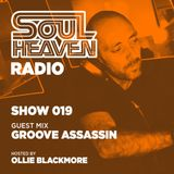 Soul Heaven Radio 019: Groove Assassin