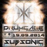 Drumcage Promomix #02 - Noize Syndrome