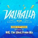 Valhalla Promo Mix