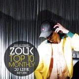 July 2016, Brazilian Zouk Top 10, Dj Libre