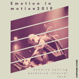 Emotion in motion 2019 - Extensive Interval class 10x3mn