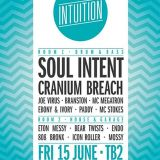 Joe virus and megatron live @ Intuition 15/6/2012
