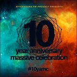 Config - Flight 145 (Afterhours.FM 10 Year Anniversary Celebration Mix)