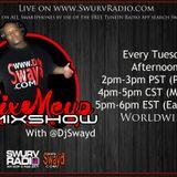 @DJSwaydUSA The Live on #LasVegasNV 's @SwurvRadio (( www.SwurvRadio.com ))
