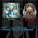 """Badass Martin's Rockout Radio Show - Theia UK """"Back In Line"""" Special"""