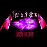 Techno Star trek--- Tesla night mars 2016---- minimal tech trance- 126-133 bpm