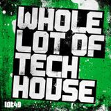 Mix Tech House 2k12 - Dj Xtian